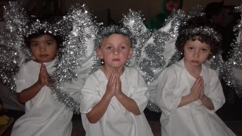 EMEB Avencal do Saltinho realiza festa de Natal (3)