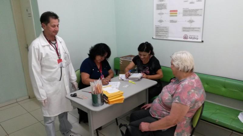 ESFs realizam atendimentos preventivos em Mafra (1)