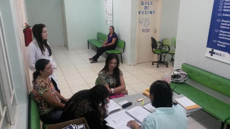 ESFs realizam atendimentos preventivos em Mafra (2)