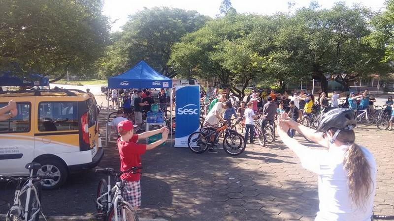 Pedala Mafra de Natal atraiu centenas de ciclistas em domingo ensolarado (6)