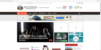 Site Rede Nova 01