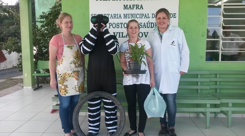 ESF da Vila Nova faz trabalho de prevenção ao mosquito Aedes aegypti em escolas (1)