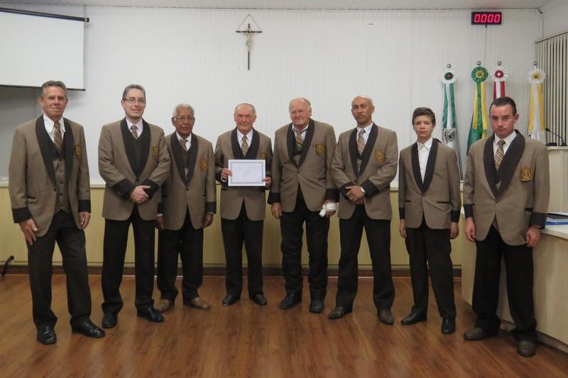 Banda Padre José Maurício recebe homenagem na Câmara de Vereadores de Mafra (1)