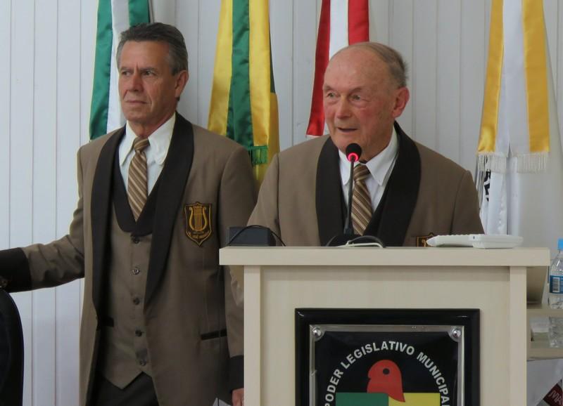 Banda Padre José Maurício recebe homenagem na Câmara de Vereadores de Mafra (2)