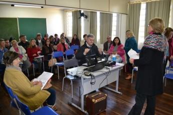 Gerência de Educação da ADR Mafra realiza reuniões com diretores de escolas estaduais (1)