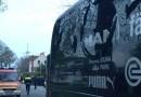 Alemanha: Um jogador ficou ferido, segundo jornal. Jogo contra Monaco foi adiado para esta quarta