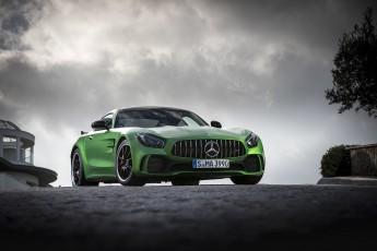 Der neue Mercedes-AMG GT R, Portimao 2016