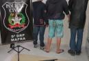 Polícia Civil elucida crimes de roubos e prende assaltantes