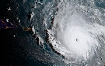 Furacão Irma - Imagem: Nasa
