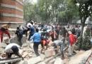 Urgente: Terremoto de magnitude 7,1 deixa mortos no México