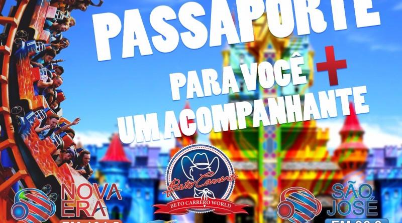 Promoção: Beto Carrero World