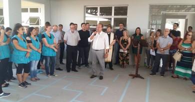 Inaugurado CMEI Paizani Filho no Bairro Alto em Rio Negro