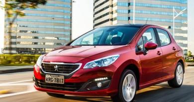 Peugeot faz recall da linha 308 e 408 por defeito na manta do capô