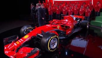 Ferrari: Divulgação
