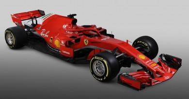 Ainda mais vermelha! Ferrari apresenta novo carro