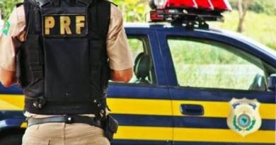 Motorista sem habilitação é preso por embriaguez após cair da moto na BR 280 em Mafra
