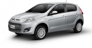 Fiat convoca recall de 15 mil carros, incluindo Palio e Strada