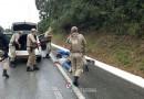 Ação Conjunta: PRF e PM de Rio Negrinho prendem assaltantes de banco