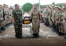 Sem muito destaque na mídia nacional, PM Caroline é enterrada em Chapecó