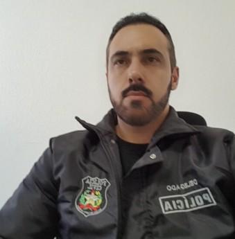 Rafaello Ross, Delegado Chefe da 9ª Regional