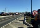 Veja a situação das rodovias no 4º dia de manifestação em Santa Catarina