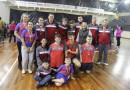 Mafra: Regional Sul Brasileiro de Badminton foi um sucesso