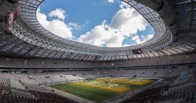 Rússia 5 x 0 Arábia Saudita: Anfitriã abre a Copa com goleada em Moscou