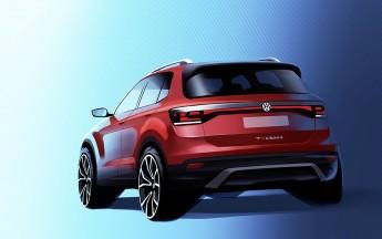 Volkswagen T-Cross (Foto: Volkswagen/Divulgação)
