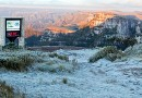 Previsão do Tempo: Fim de semana ensolarado e frio com geada em SC