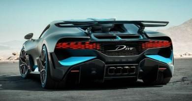 Bugatti Divo de R$ 24 milhões tem todas as unidades vendidas