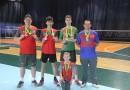 ABAM conquista 7 medalhas na 3ª Etapa Estadual de Badminton em Curitiba