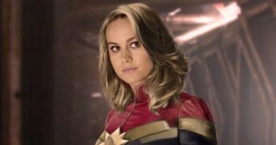 Cinema: Saiu o primeiro trailer de Capitã Marvel!