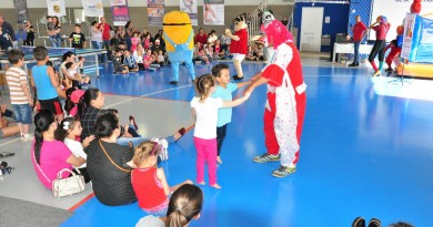 Circo Social gerou muita alegria com o Circuito Cultural do Dia das Crianças