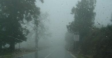 Sábado será nublado com previsão de chuva em parte de Santa Catarina
