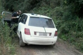 Foto: Polícia Civil de SC - Perícia