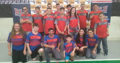 Abam Badminton conquista 16 medalhas na última etapa do estadual em Blumenau