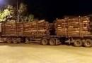 Caminhão é flagrado com doze toneladas de excesso de peso na BR 116 em Mafra