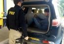 Homem com mandado de prisão por furto e corrupção de menor é detido dirigindo embriagado em Rio Negro na divisa com o Paraná