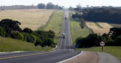 Rodovia BR-116 será totalmente interditada nesta quarta-feira em Santa Cecília (SC)