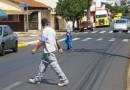 Pedestres e ciclistas poderão ser multados a partir de 1º de março