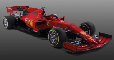 Confira o visual dos carros da Formula 1 para a temporada 2019