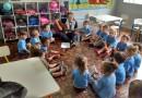 Alunos da Educação Infantil estão tendo aulas regulares de Inglês, Educação Física e Artes