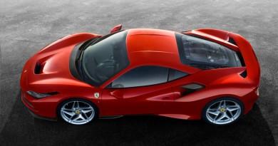 Ferrari revela inédita F8 Tributo
