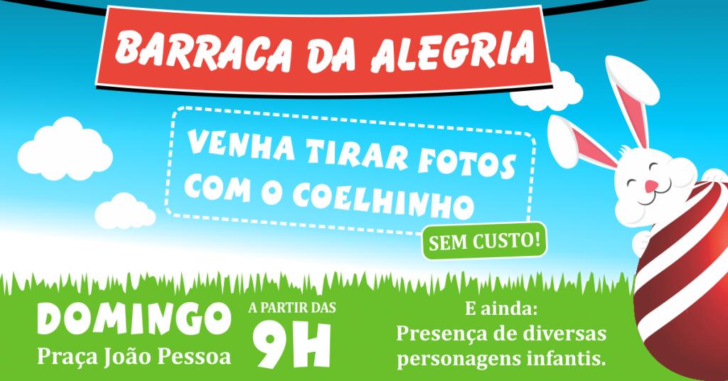 Visite a Barraca da Alegria na Feira de Páscoa de Rio Negro (2)