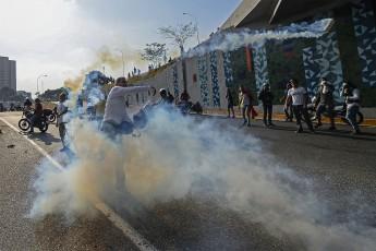 Foto: Matias Delacroix/AFP