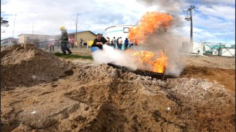 Fonte/Foto: Corpo de Bombeiros de Mafra