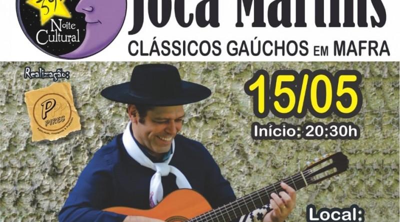 Acústico Nativista com Joca Martins