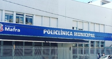 Farmácia Central da Policlínica Municipal de Mafra terá horário diferenciado no próximo dia 23 de maio