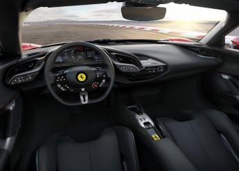 Ferrari SF90 Stradale — Foto: Divulgação/Ferrari