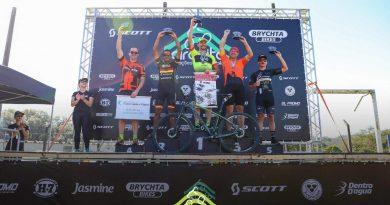 Mafrense campeão na Etapa das Estações Mountain Bike em Colombo/PR